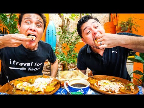 Mexican Street Food Tour in Mérida – HIDDEN GEMS Restaurants and Attractions in Yucatan, Mexico!