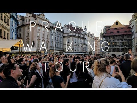 Travel to Prague: Free Walking Tour and the Most  Overrated Tourist Attraction
